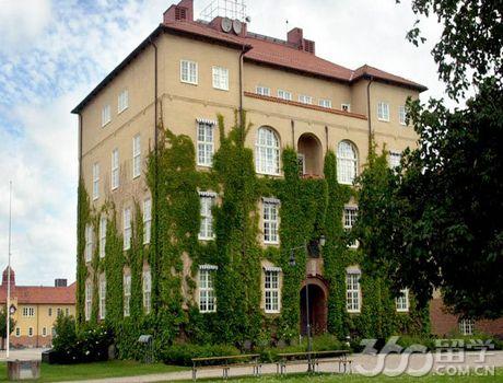 瑞典克里斯蒂安斯塔德大学学院