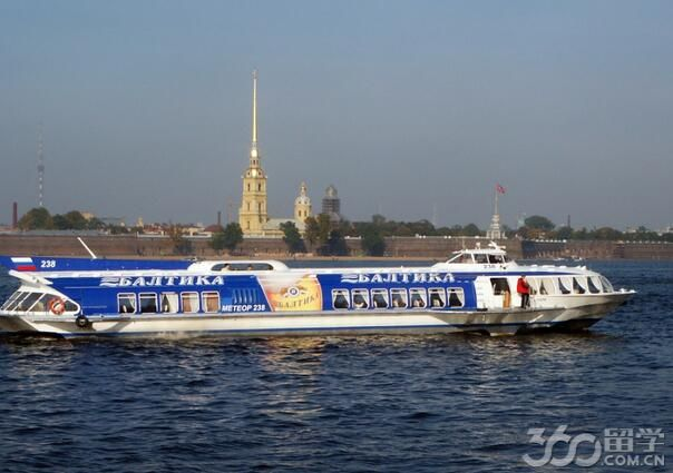 圣彼得堡国立海洋技术大学是唯一一所能够培养世界级海洋工程师和