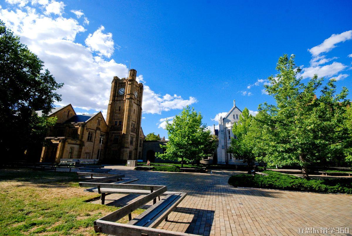 2017年澳洲墨尔本大学城市规划与发展学士怎