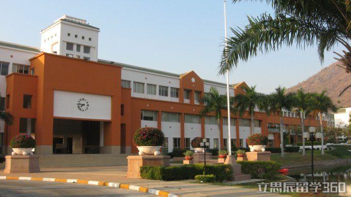 泰国斯坦佛国际大学双语课程