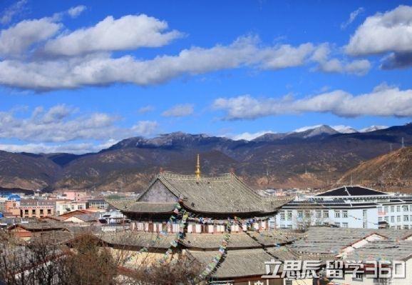 """迪庆藏族自治州,藏语意为""""吉祥如意的地方"""",是云南省唯一的藏族自治"""