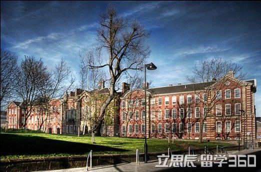 H同学成功申请英国谢菲尔德大学