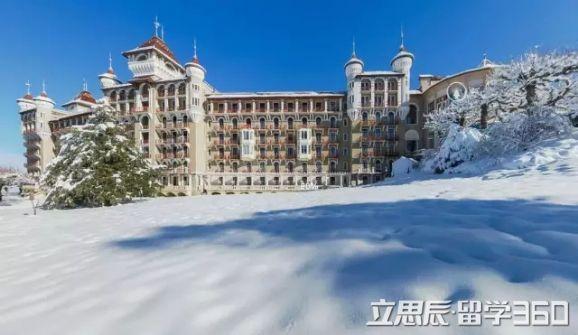 2017瑞士留学:SHMS瑞士酒店管理大学专业信息