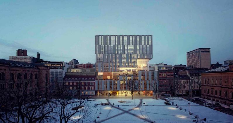 北欧首屈一指的名校――挪威奥斯陆大学介绍