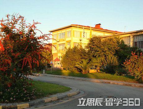 希腊留学:马其顿大学高校排名