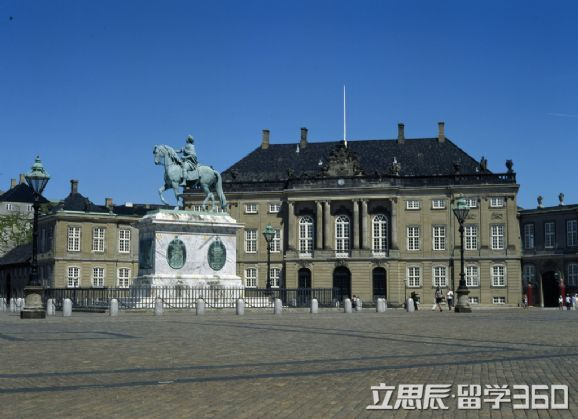 赴丹麦留学的相关费用说明