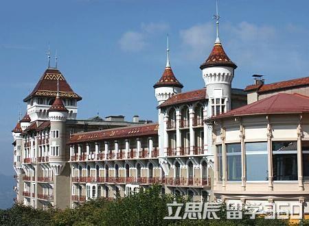 恭喜徐同学成功申请SHMS瑞士酒店管理大学