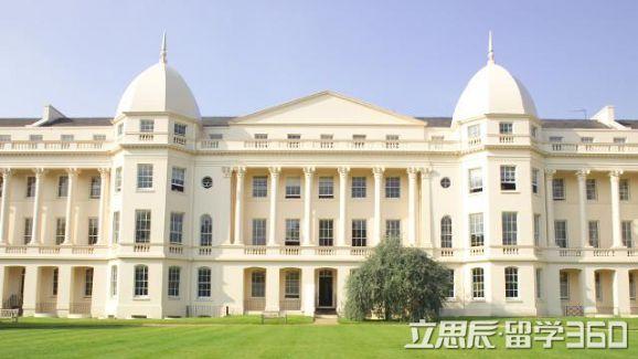 英国伦敦商学院具有高傲的品牌气质