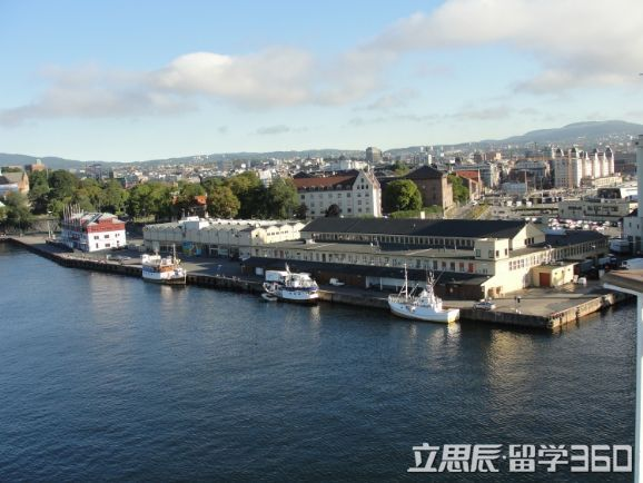 挪威留学签证材料需要什么?