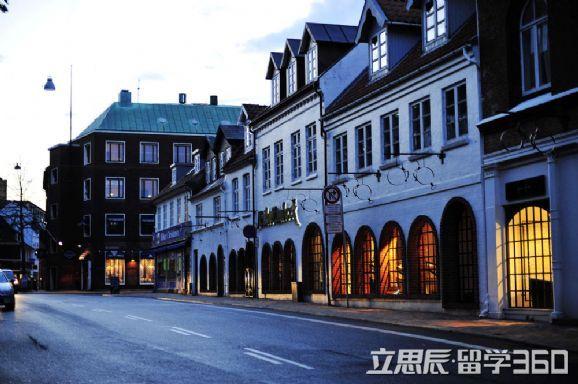 在丹麦留学生活好不好?