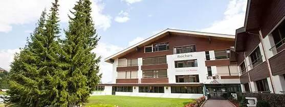 Les Roches瑞士理诺士酒店管理学院教学设施
