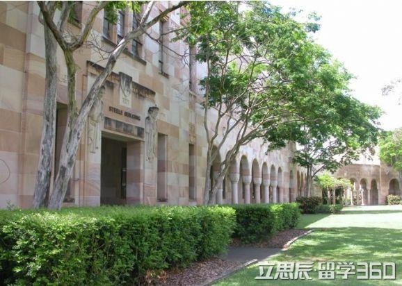 昆士兰大学地理位置及气候条件如何