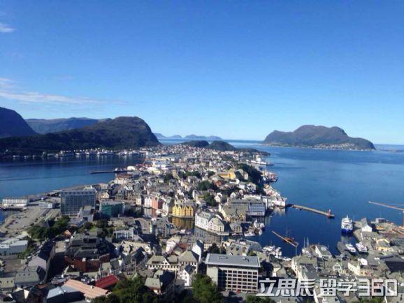 挪威留学办理须知事项说明