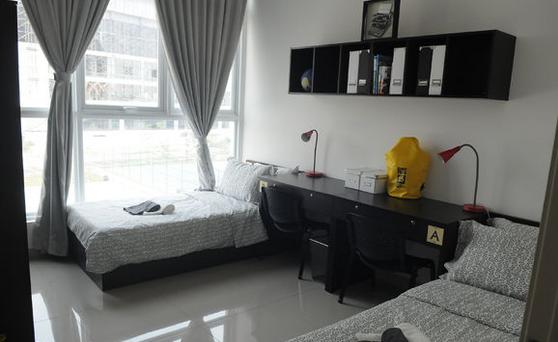 林国荣创意科技大学宿舍