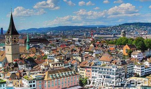 瑞士留学攻读学士学位基本费用介绍