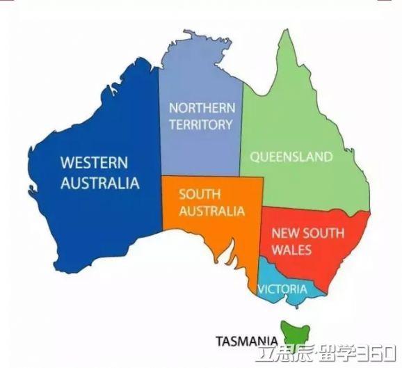 澳洲留学,澳洲留学目的地