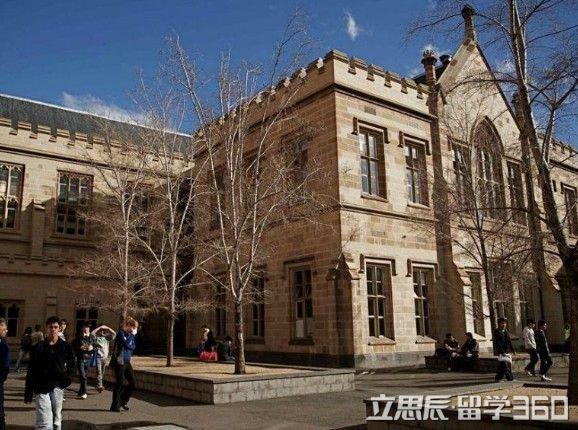 澳洲留学,2017年澳洲热门专业名校推荐