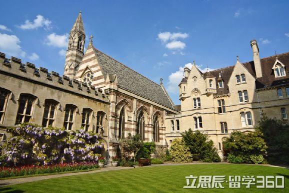积极自信,合理规划,冲刺英国牛津大学offer