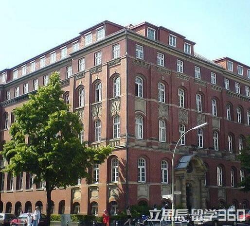 德国柏林自由大学排名图片
