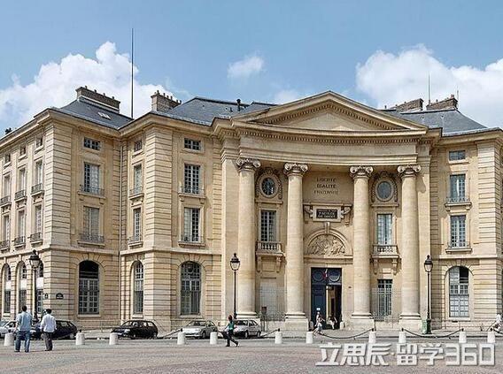 法国NOVANCIA巴黎商业学校专业分类