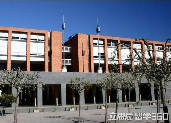 加泰罗尼亚理工大学学校排名