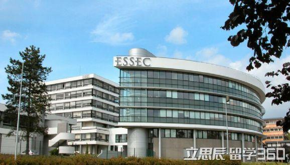 法国ESSEC商学院专业分类信息