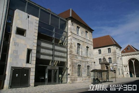 法国贝桑松大学优势详情