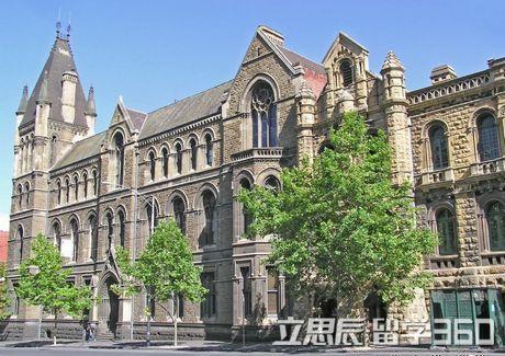 澳洲留学,墨尔本皇家理工大学