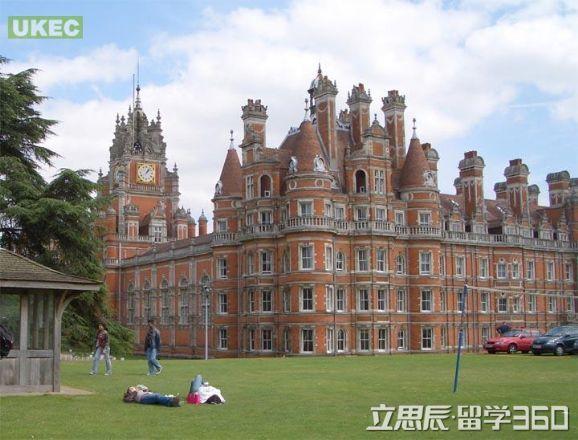 英国伦敦大学皇家霍洛威学院预科课程要求