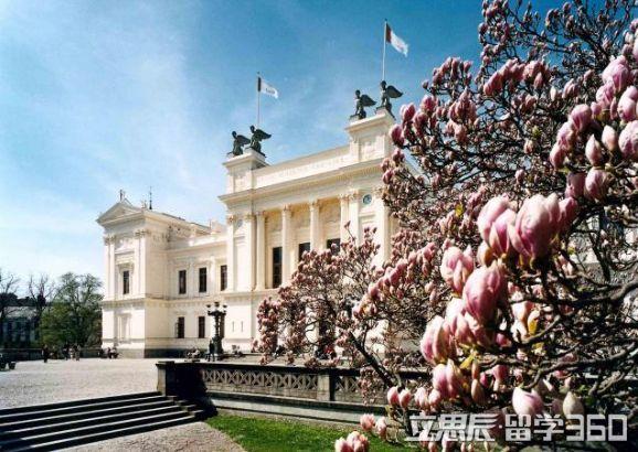 成功案例:李晶老师恭喜杜同学成功留学瑞典名校隆德大学