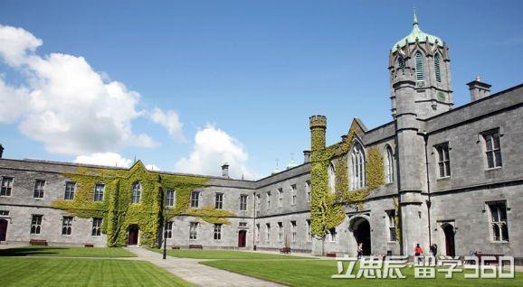 爱尔兰留学 国立高威大学教学设施介绍