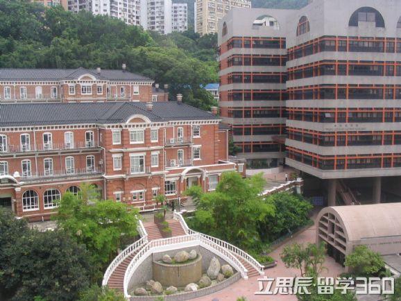香港留学:香港大学学院与专业设置
