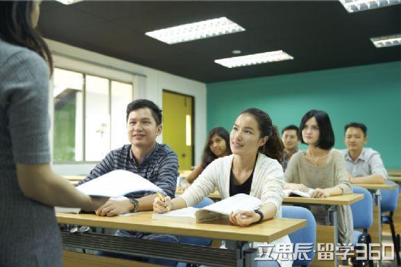 新加坡留学商务管理
