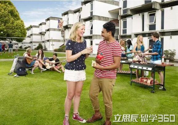 成为留学党的你,到新西兰留学怎么住宿?