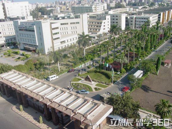 埃及曼苏尔大学设施设置完善