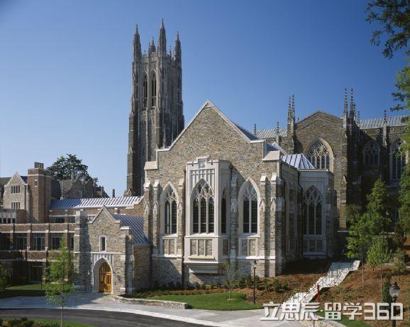 杜克大学在世界排名怎么样?
