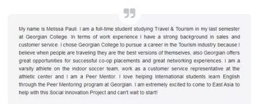 加拿大乔治亚学院学生赴中国实践活动,将来到留学360,7月14日不见不散!