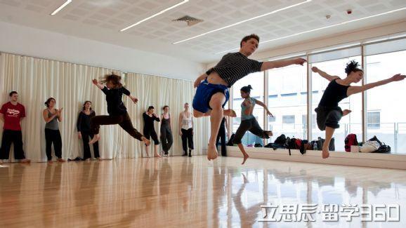 伦敦当代舞蹈学院