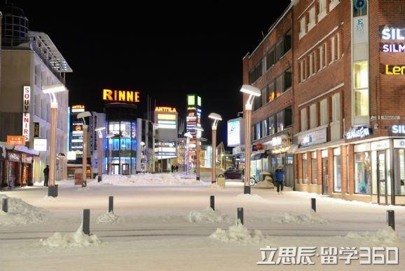 芬兰留学须知:在芬兰留学的生活费用情况