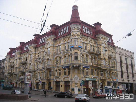 乌克兰基辅大学声誉怎么样