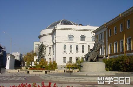 乌克兰基辅大学留学生留学状况