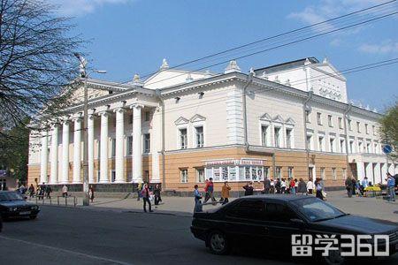基辅大学学校规模
