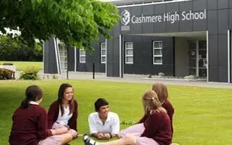 Cashmere高中