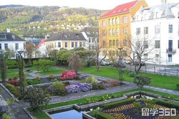挪威卑尔根大学录取通知顺利获得!祝贺夏同学