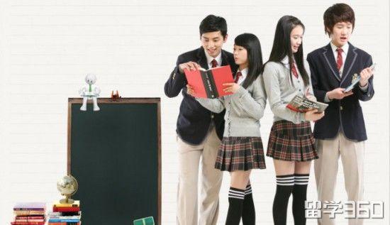 新加坡中学生留学