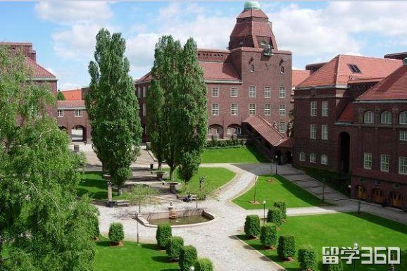 欧洲顶尖学府―瑞典皇家理工学院介绍