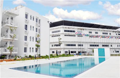 2018年林国荣创意科技大学专业设置