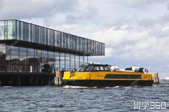 丹麦留学:哥本哈根地区的交通指南