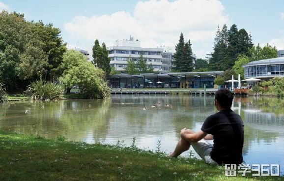 QS世界大学排名2016-2017年怀卡托大学位于第324位