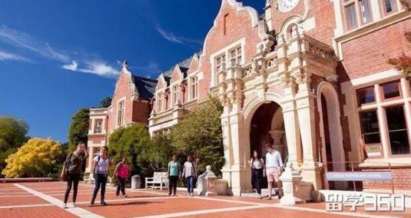 QS世界大学排名2016-2017年新西兰林肯大学位于第343位